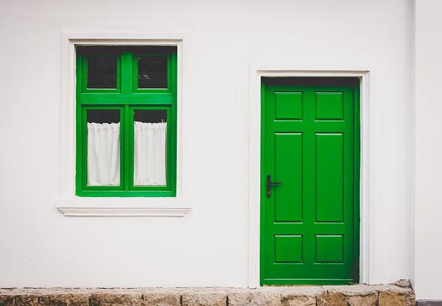שדרוג דלתות כניסה